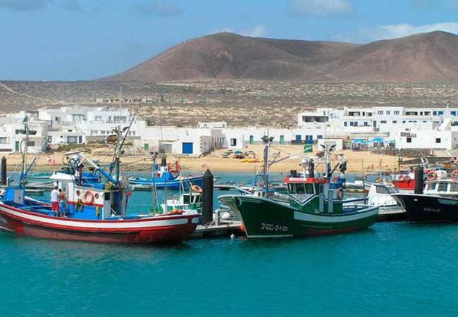 excursion a la isla la graciosa